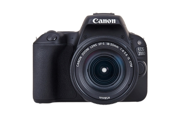 Купить Canon EOS 200D kit 18-55 IS STM