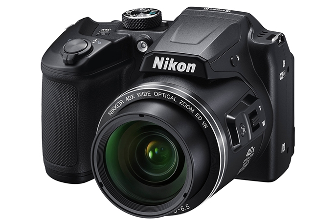 Купить Nikon Coolpix B500 Black